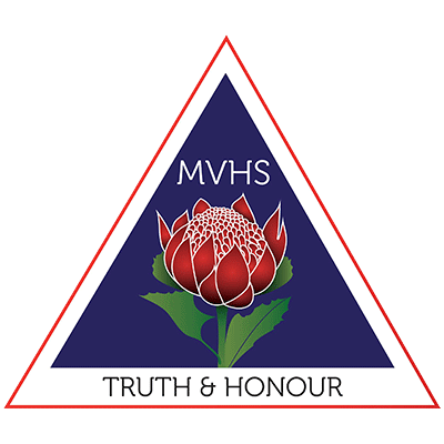 Moss Vale High School logo